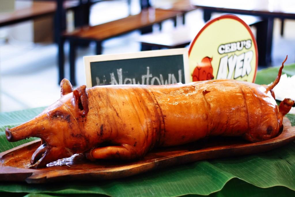 cebu lechon alfresco food