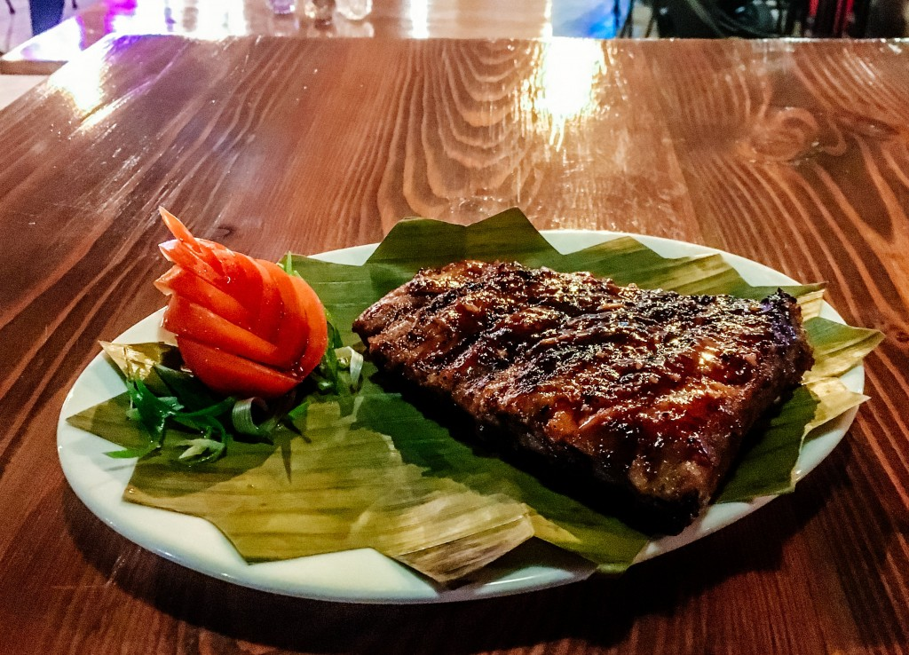cebu food third degree charred ribs