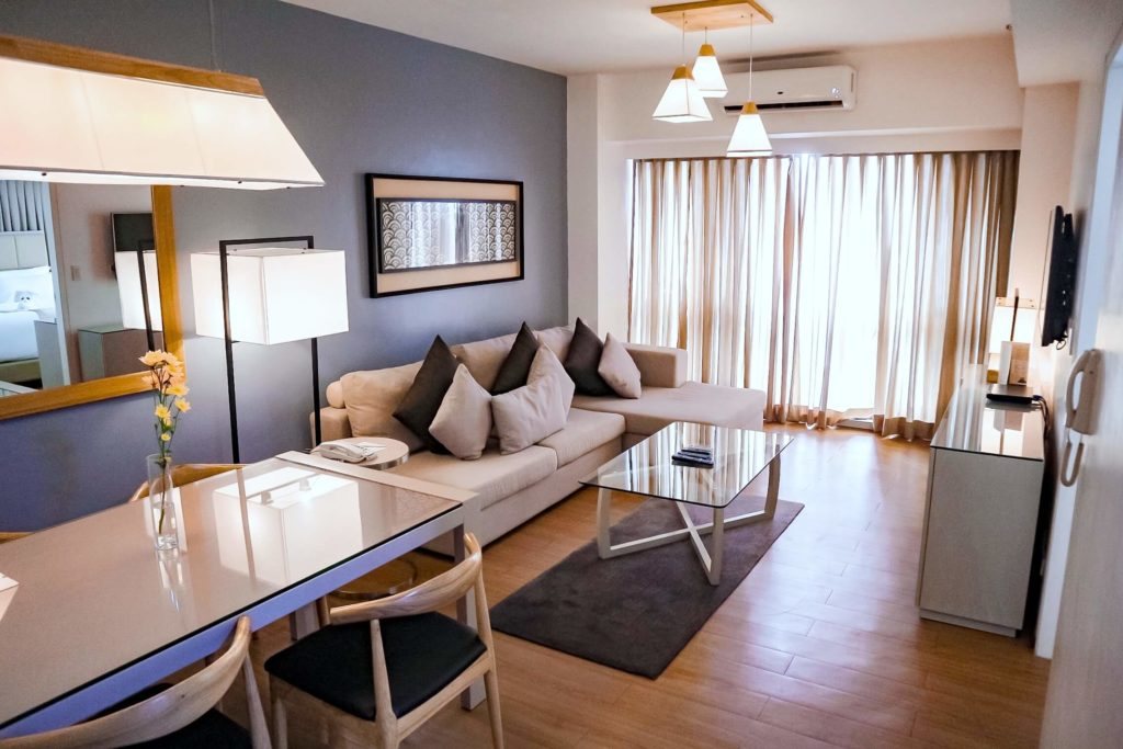 quest residences hotel cebu travel