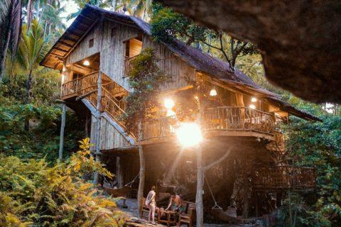balamban cebu treehouse travel
