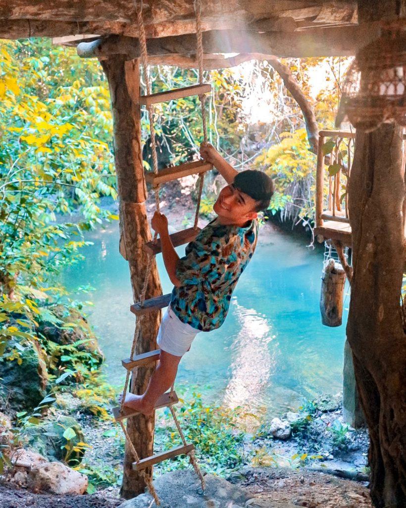 balamban cebu travel treehouse